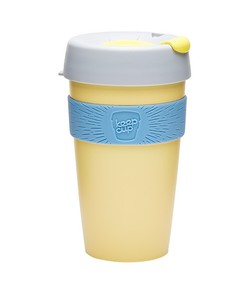 Kaffeebecher to go - Farbe: Lemon - KeepCup