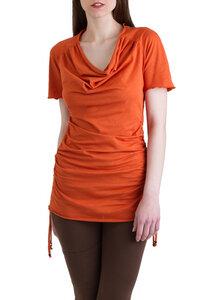 Shirt / Kleid Camelia terra - Ajna