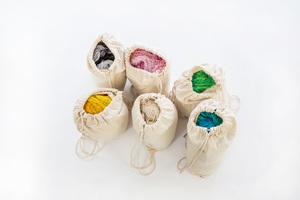 Maya L, Netz-Hängematte aus Bio-Baumwolle, GOTS zertifiziert - HängemattenGlück