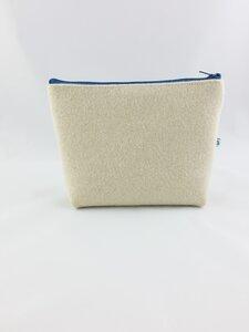 1/T  Kleine Tasche im schlichten Design aus 100 % Wollfilz  - Süßstoff