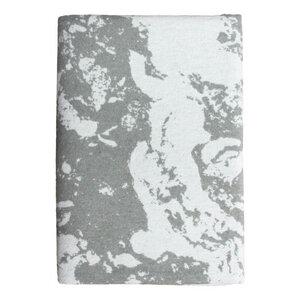 Flanelldecke Marmor, muschel/altweiss - ava&yves