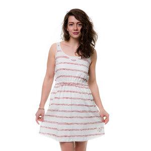 Seaside Streifen Kleid  - bleed
