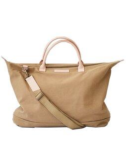 Travel Bag Tobacco Brown - thinking mu
