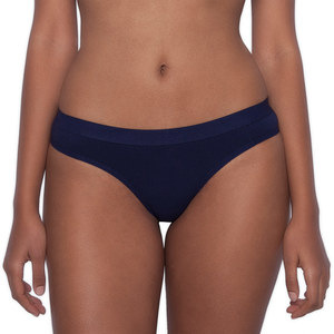 "Brazilian Slip ""Little Lucy"" Navy - VATTER"