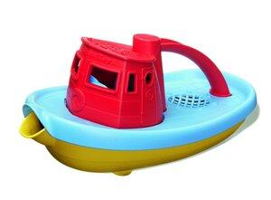 Dampfschiff  - Spielzeug aus Kunststoff fürs Planschen und Baden - Green Toys