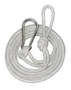 Corda, 5m Seil & großer Karabiner für Hängematten - HängemattenGlück