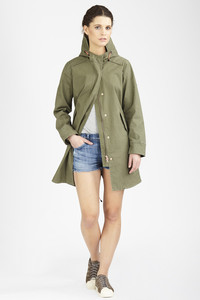 Parka Fairbanks - military - LangerChen