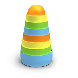 Stapelturm - Logik für zu Hause - Green Toys