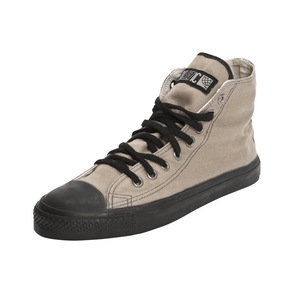 Black Cap Hi Cut Classic Moon Rock Grey | Jet Black - Ethletic