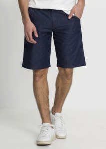 Shorts Denim dunkelblau - recolution