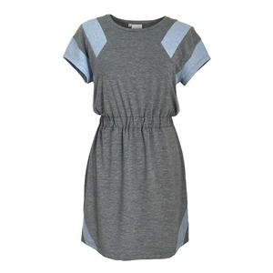 Mostra Dress grau - eisbörg