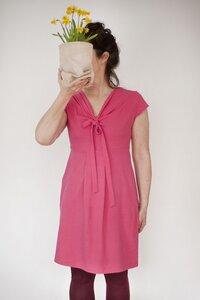 Amy pink mit kleinen Punkten - Johanna Binger
