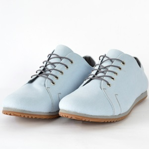 '53 Light Blue Canvas Sneaker - SORBAS