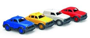 Einsatzfahrzeuge / Auto-Set - 4 Stück - Green Toys