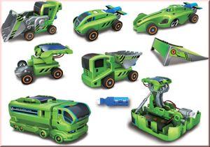Butterfly 6 in 1 Solar Hybrid Spielzeug - Powerplus