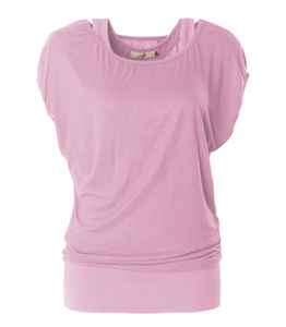Shirt Lucy, rosewater - Jaya