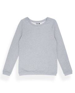Sweater Classic grau meliert - Degree Clothing