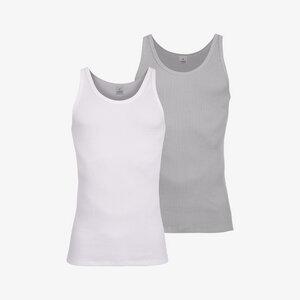 helmut im 2er pack - achselshirt aus 100% baumwolle - erlich textil