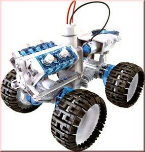 Thunderbird - Salzwasser angetriebenes Auto - Bausatz - Powerplus