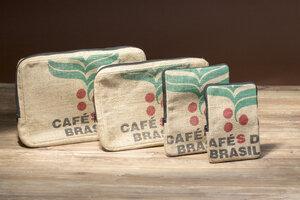 Laptop und Tablet Sleeves aus Kaffeesack in verschiedenen Größen - Coffee-Up!