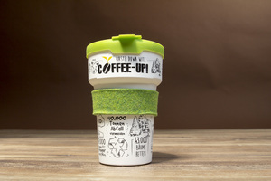 Coffee-Up! Cup - Coffee-to-go Becher - Coffee-Up!