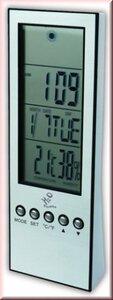 Wetterstation mit Wasserbatterie - H2O