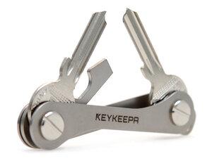 KEYKEEPA®  Schlüssel-Organizer Edelstahl - KEYKEEPA®