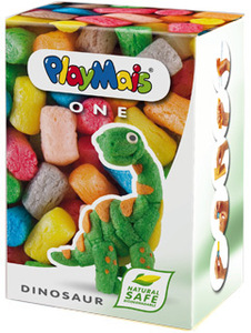PlayMais One Dinosaur - Dinosaurier - PlayMais