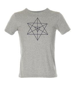 T-Shirt Orin, grey malnge - Jaya