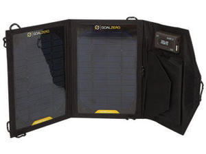 Elite Nomad 7M Solarmodul - Die ultramobile Solarstromversorgung, schwarz - GoalZero