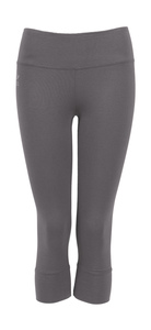 3/4 Leggings Jil, charcoal - Jaya