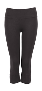 3/4 Leggings Jil, black - Jaya