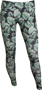 OGNX Yoga Leggings Hawaii Damen Grün - OGNX