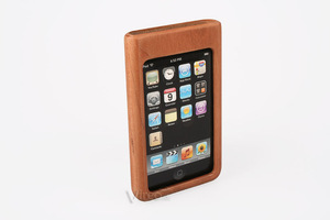 iPod Touch Shellcase - Schutzhülle aus Holz - Vers