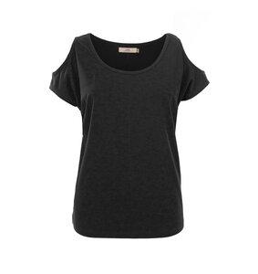 Shirt Liz, black - Jaya