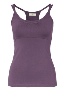 Top Jane, plum - Jaya
