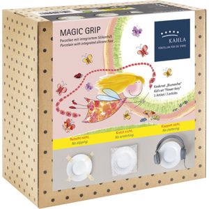Magic Grip Kindergedeck 3tlg Blumenfee | Porzellan - Kahla