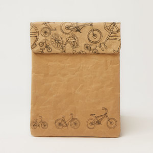iPad oder Tablet Hülle mit Fahrradprint - The Wren Design