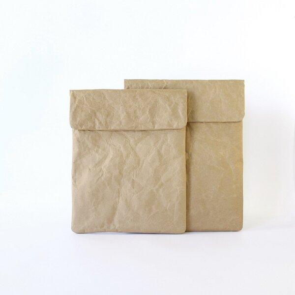 Natural Paper Ipad Oder Tablet Hülle