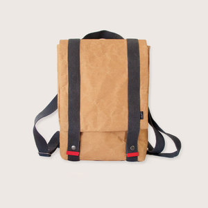 Natural Paper & Baumwolle Backpack - The Wren Design