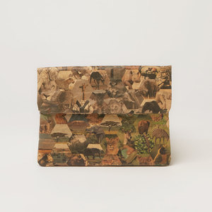 iPad Mini Hülle oder Tasche mit African Safari print - The Wren Design