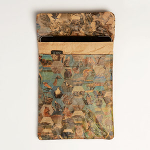iPad oder Tablet Hülle mit African Safari print - The Wren Design