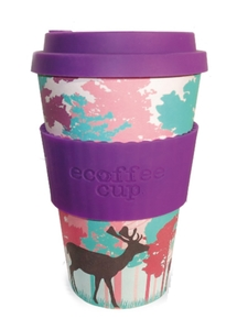 ecoffee cup Frankly my Deer - ecoffee