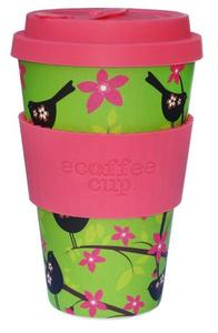 ecoffee cup Widdlebirdy - ecoffee