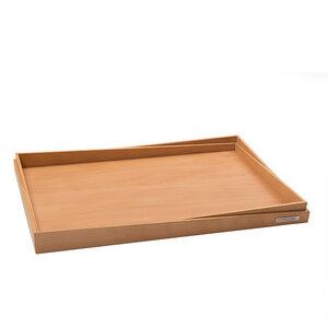 Holztablett NH-R Buchen-Holz in 3 Größen - NATUREHOME