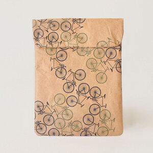 iPad oder Tablet Hülle | Forest Bike - The Wren Design