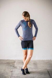 Merino Underwear Longsleeve - LANG - Woman - triple2