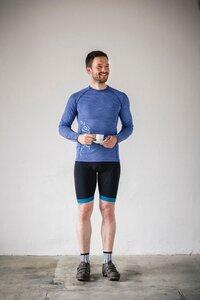 Merino Underwear Longsleeve - LANG - MEN - triple2