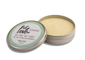 100% Natürliches Deo - Mighty Mint - We love the planet