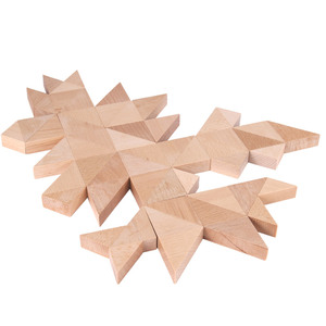 Trioko Dreiecke - Beck Holzspielzeug